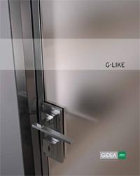 Porte per interni stile moderno della garofoli bigilegno for Stile moderno della prateria